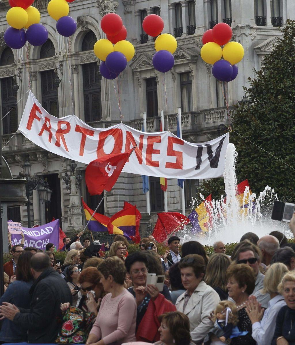 Entrega del os Premios Princesa de Asturias