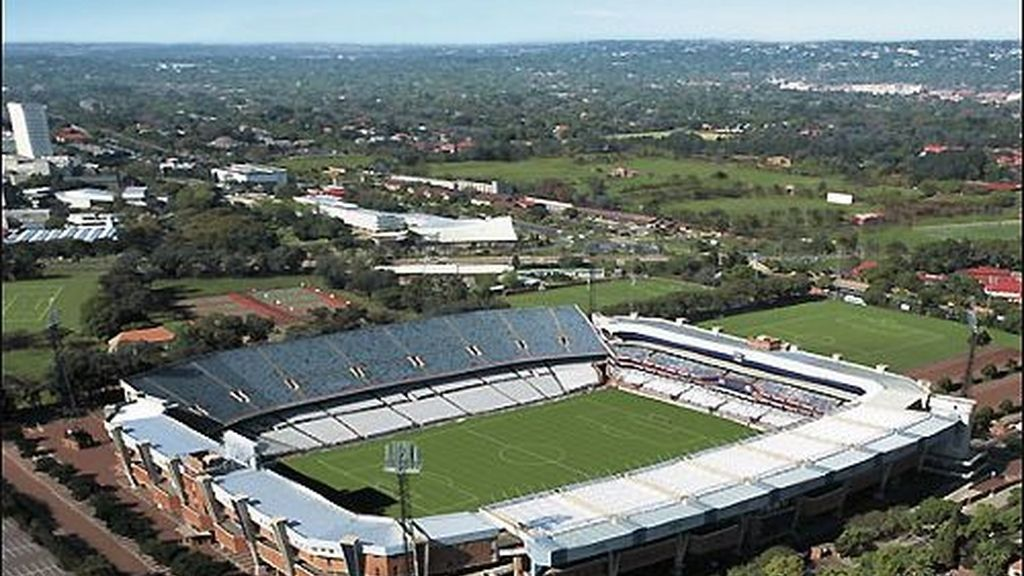 Estadio Robert Owen Loftus Versfeld.