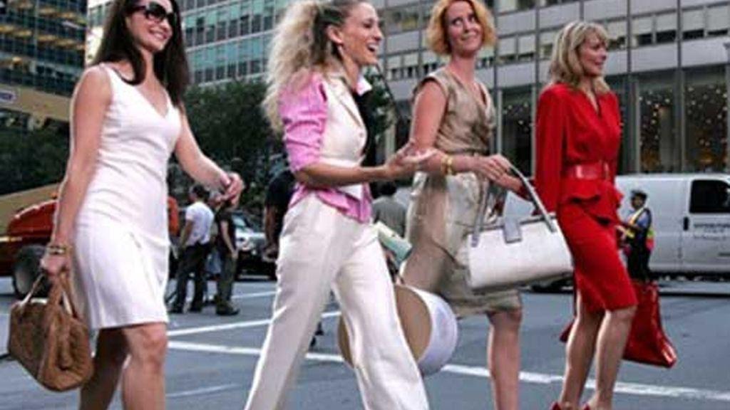 Sexo en N.Y. de estreno en Londres