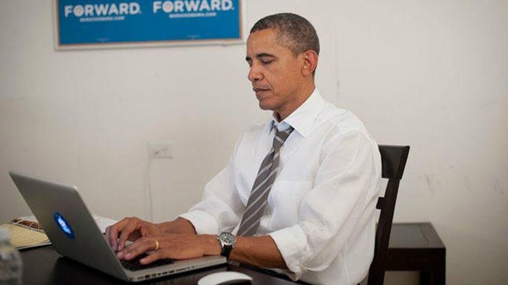 Barack Obama charla con los usuarios de Reddit