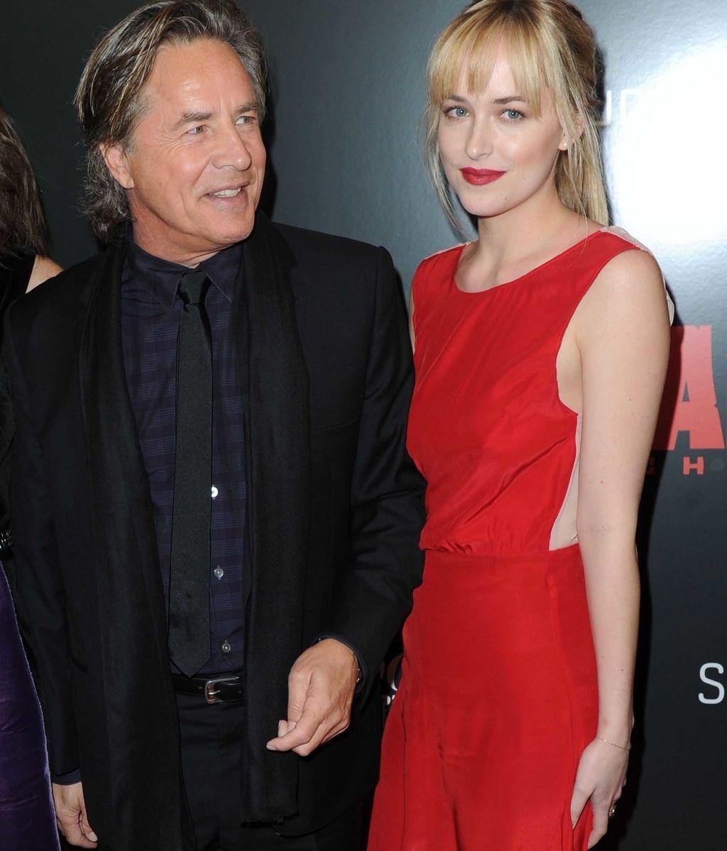 """La familia de la protagonista de """"50 Sombras de Grey"""" se niega a ver la película"""