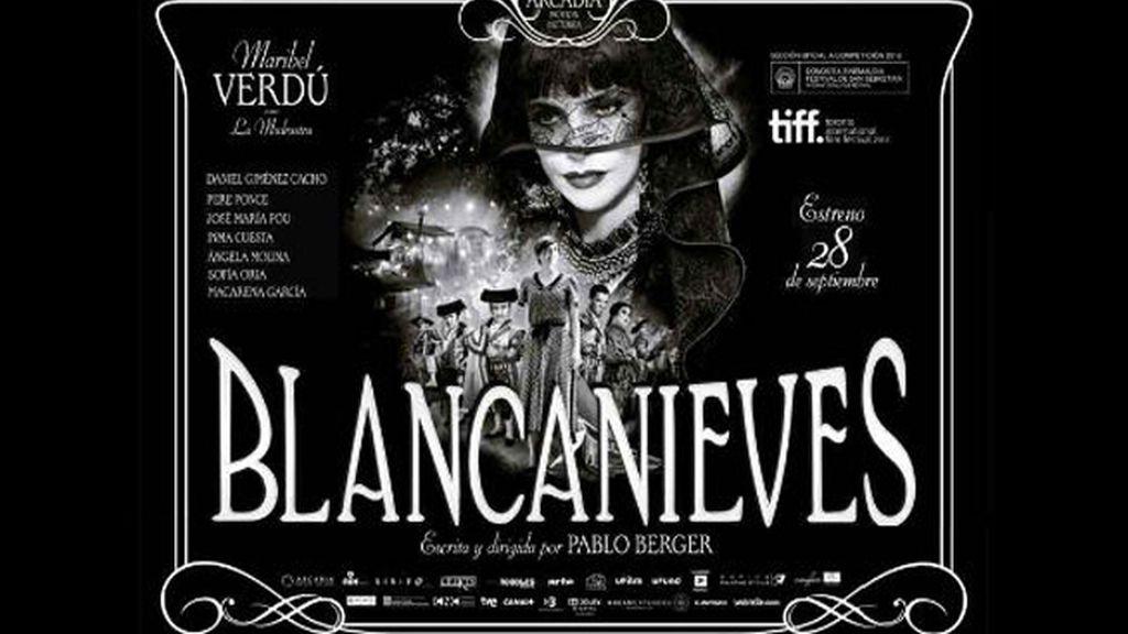 Blancanieves, Los Amantes Pasajeros o Pablo Berger, nominados para los Premios de Cine Europeo
