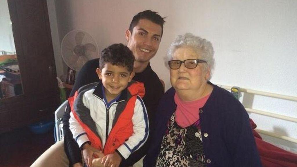 Muere la abuela de Cristiano Ronaldo