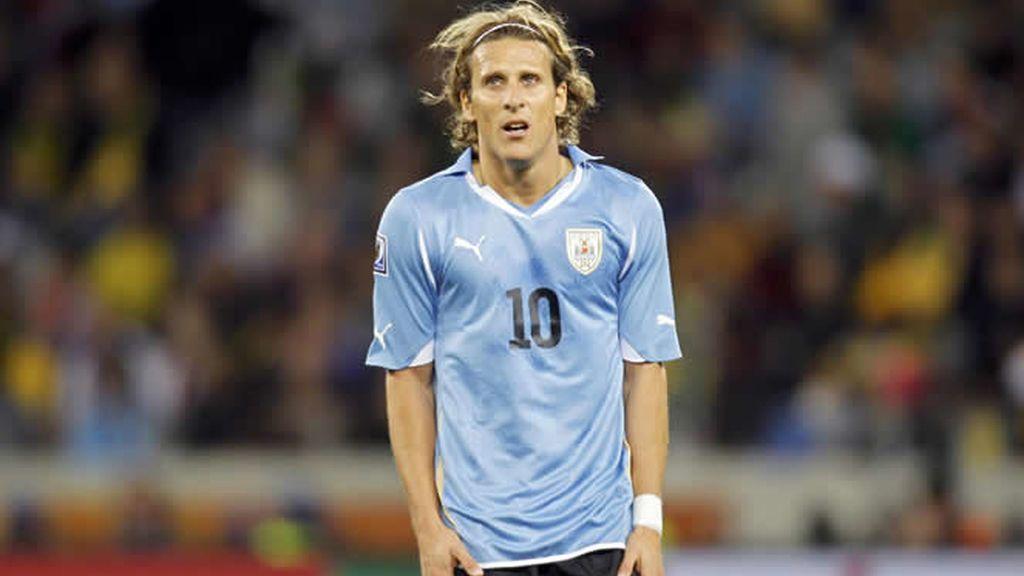 Diego Forlán (Uruguay)