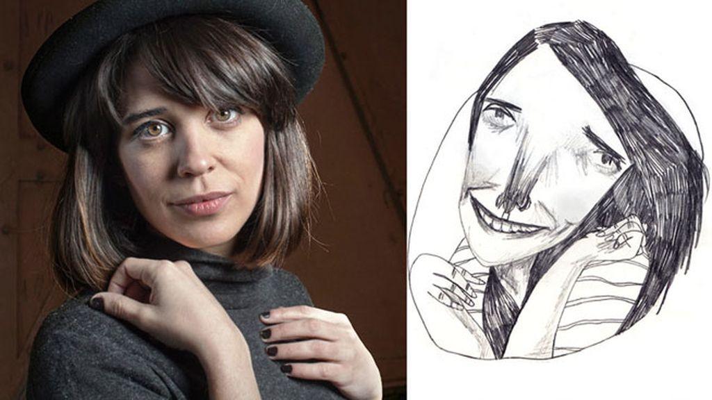 María Herreros, la experta en retratos