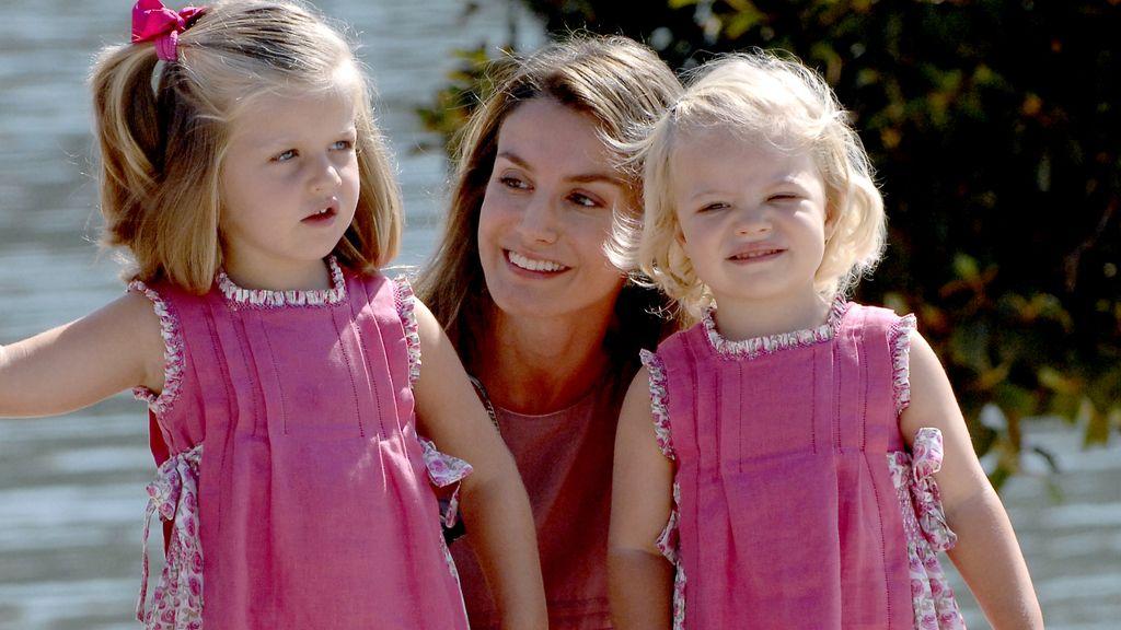 La princesa Letizia cumple 41 años