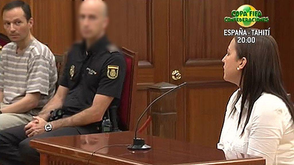 José Bretón ha clavado su mirada en todos los testigos y apenas ha pestañeado