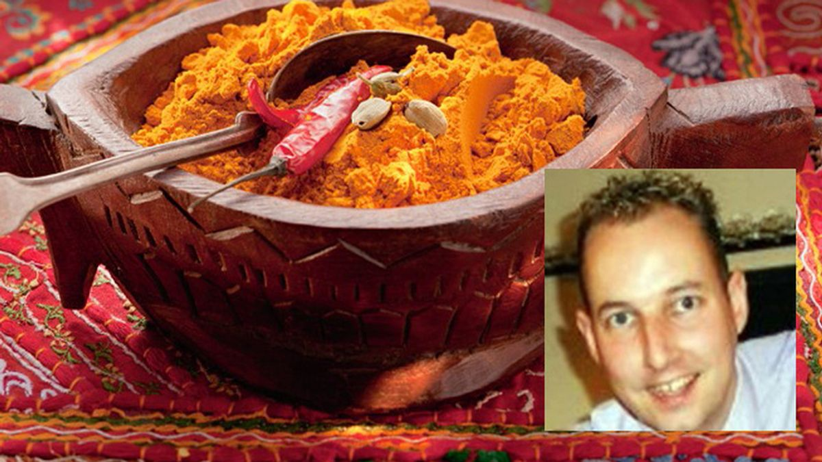 Muere después de pedir comida en un restaurante indio
