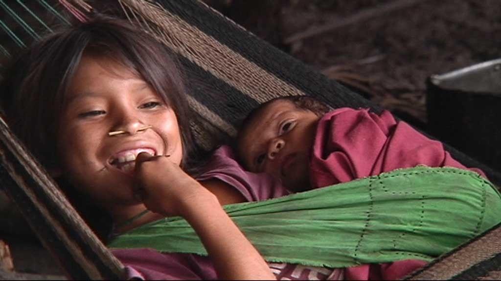 Los 'Yanomamis' del Amazonas
