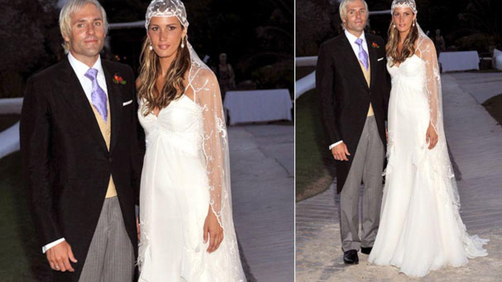 La boda de Cañizares