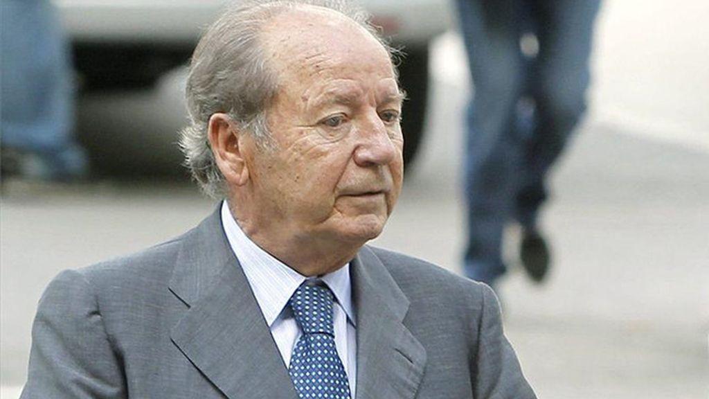 Rechazan suspender el ingreso en prisión de Josep Lluís Núñez y su hijo