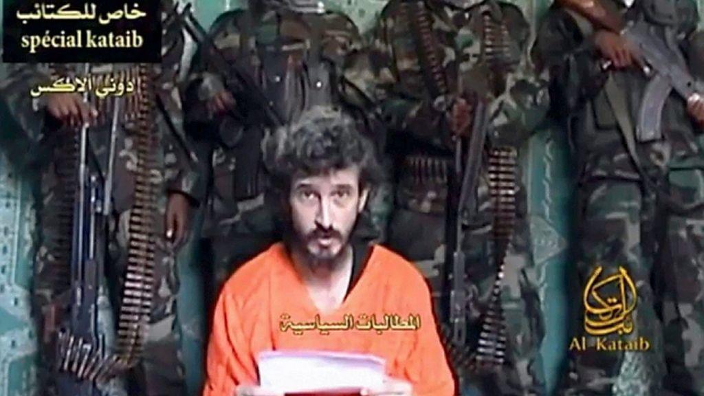 El grupo terrorista Al Shabaab asegura que el rehén francés Denis Allex sigue vivo