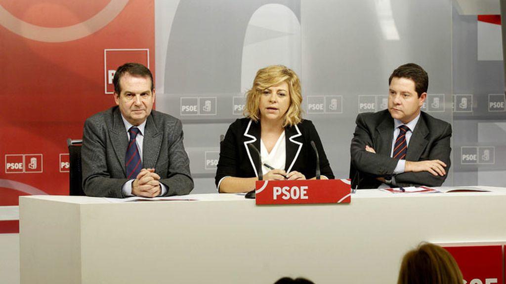 El PSOE, contra los desahucios