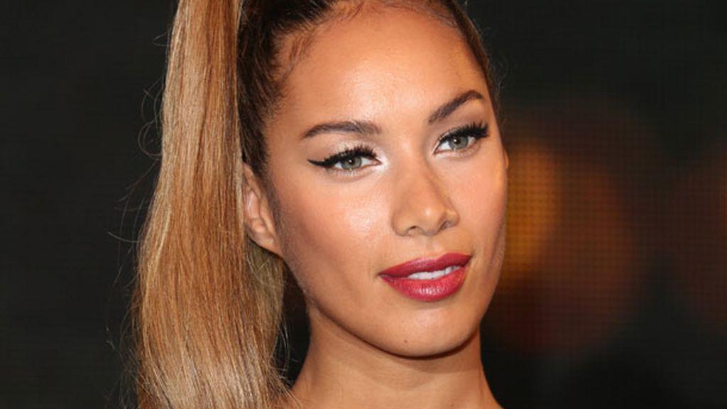 Leona Lewis suele preferir la versión hiper-alta