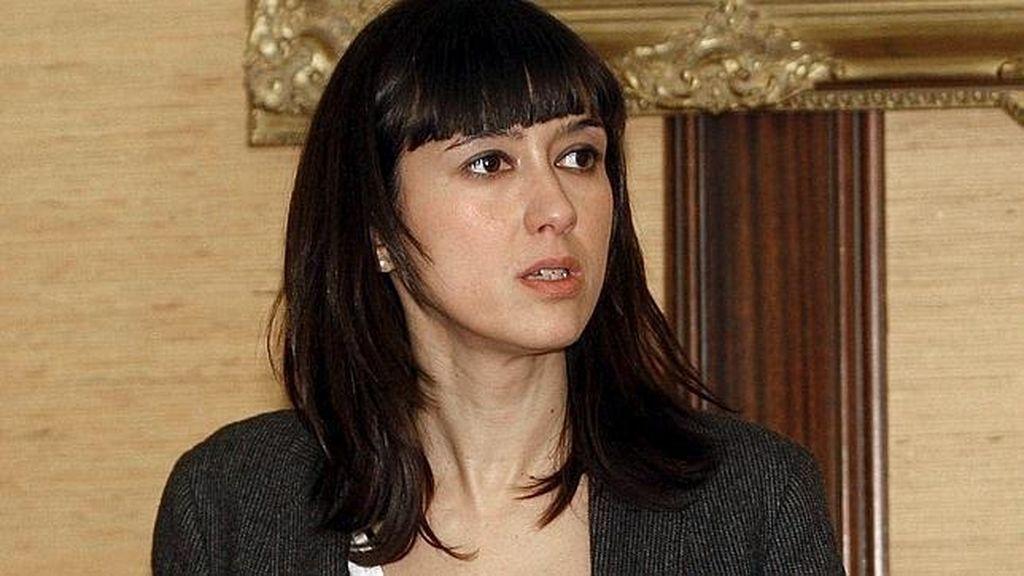 Nuría Parlón, alcaldesa socialista de Santa Coloma de Gramenet (Barcelona)