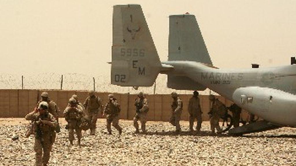 La OTAN mata a 45 civiles afganos tras lanzar un cohete