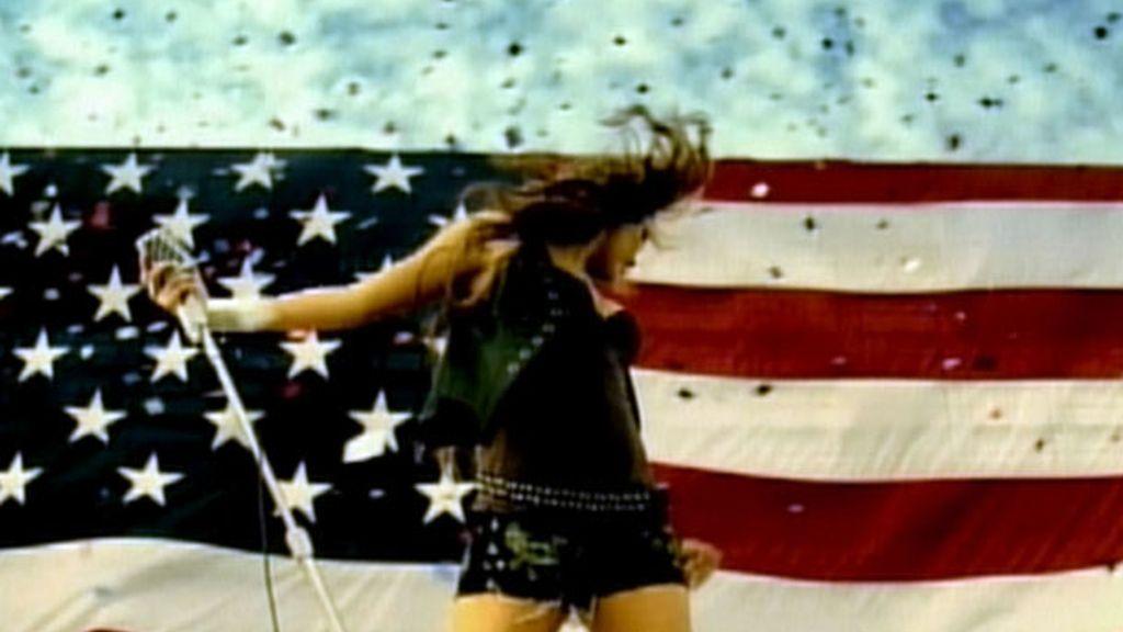 Emblema de su país gracias a su éxito 'Party in the U.S.A'