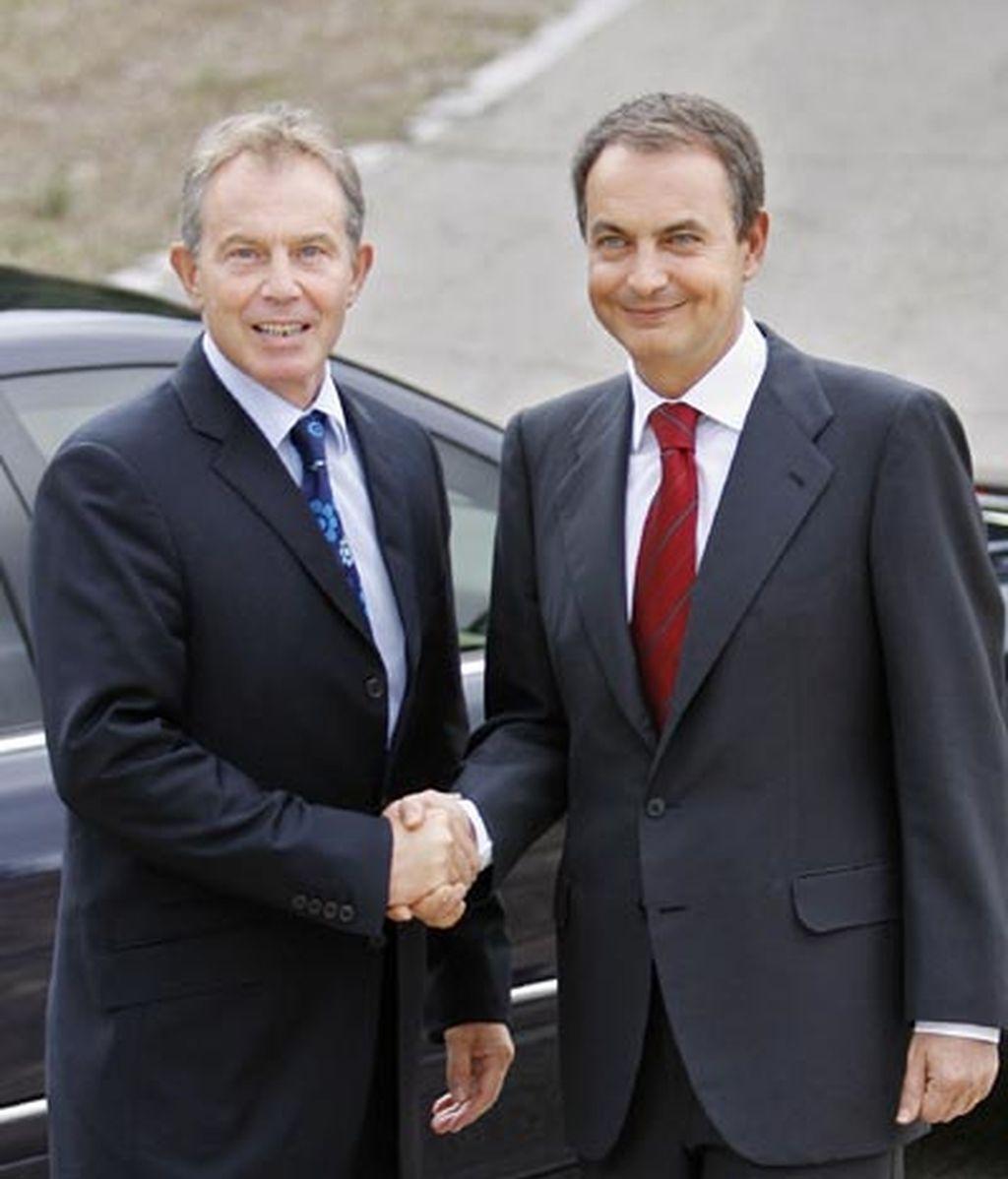 2006: Visita oficial de Tony Blair a España