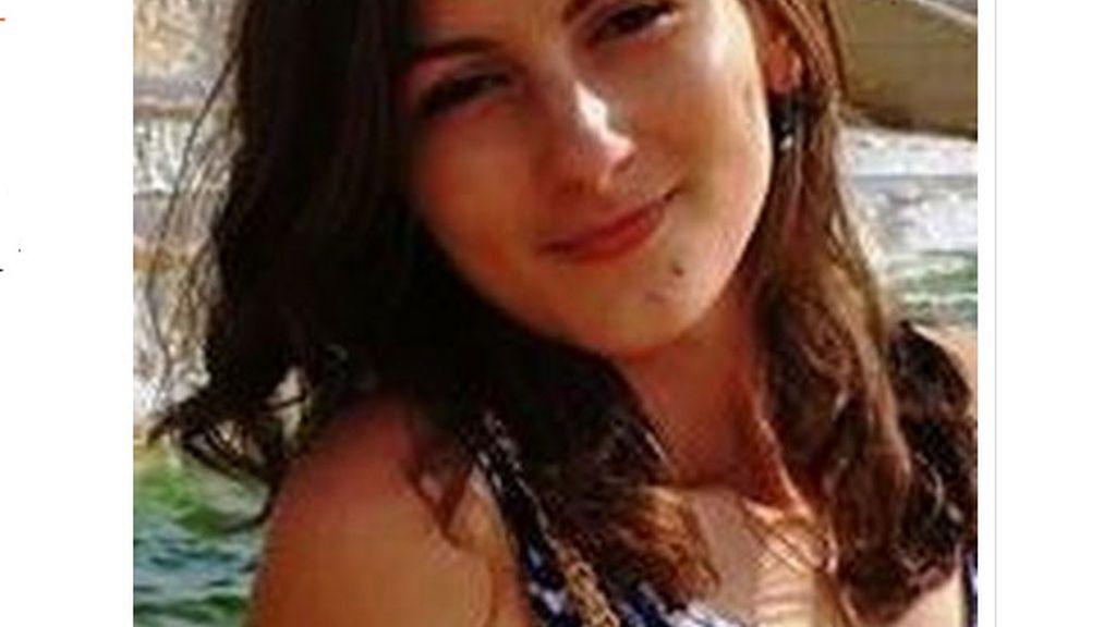 Veronica Matcovici, estudiante rumana
