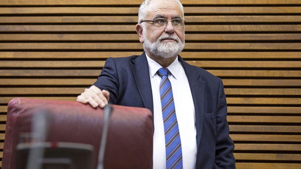 La Audiencia propone juzgar a Juan Cotino y otros 23 acusados por los contratos con Gürtel