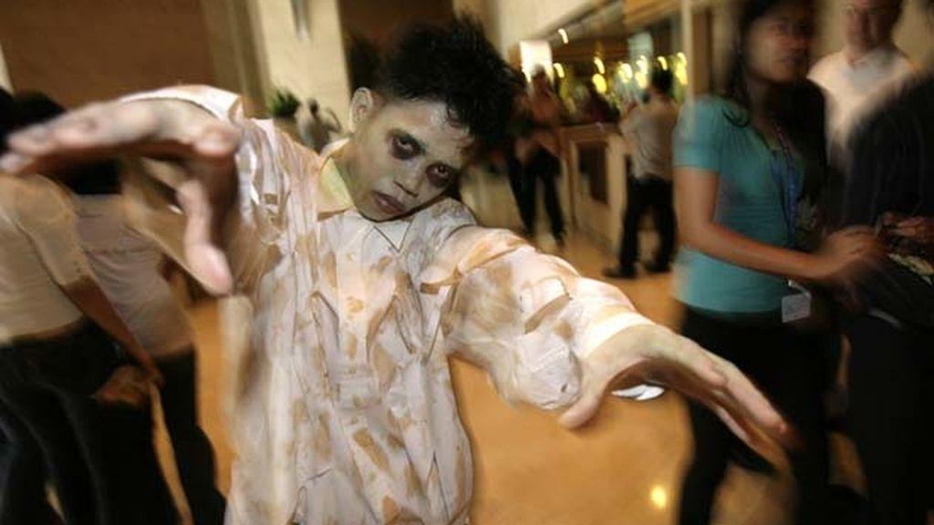 Un zombi filipino