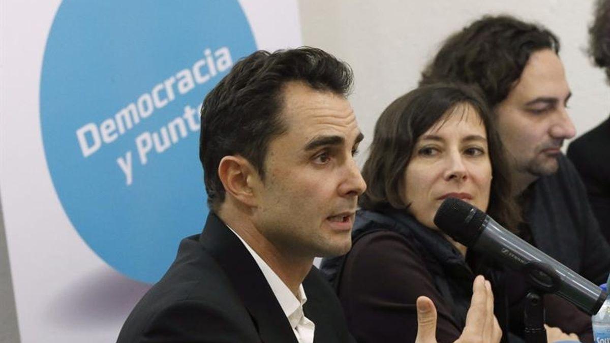 El Partido X presenta su Gira en busca de apoyos de cara a las elecciones europeas