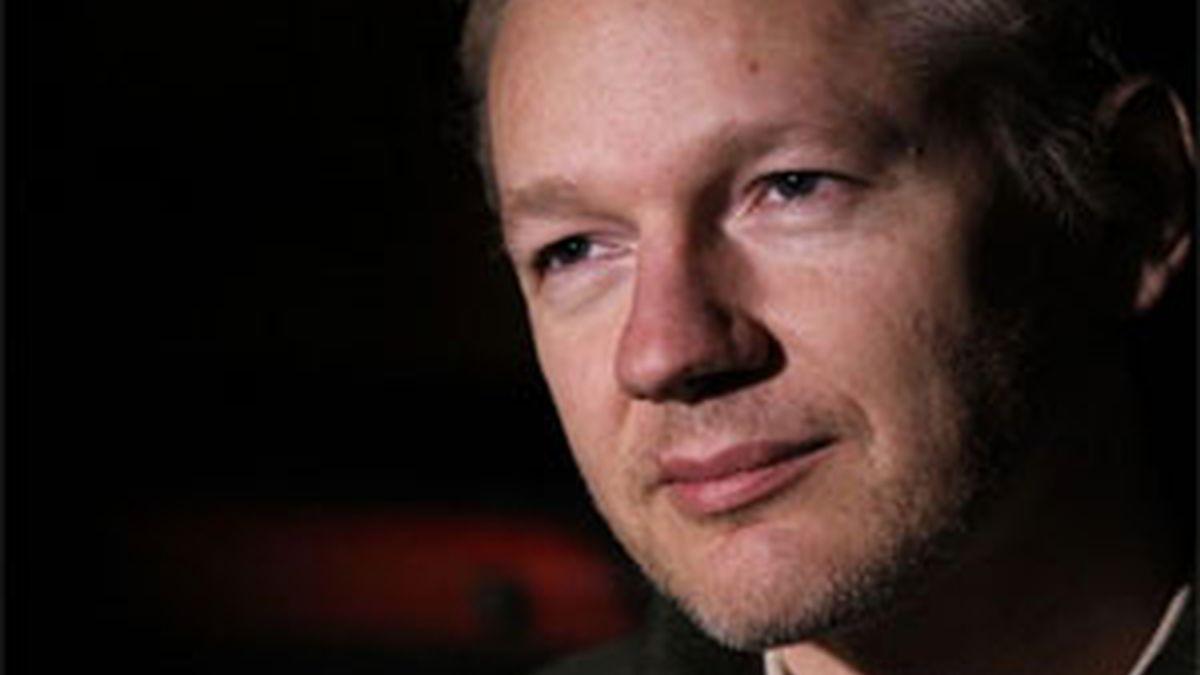 El fundador de WikiLeaks, Julian Assange. Foto: AP.