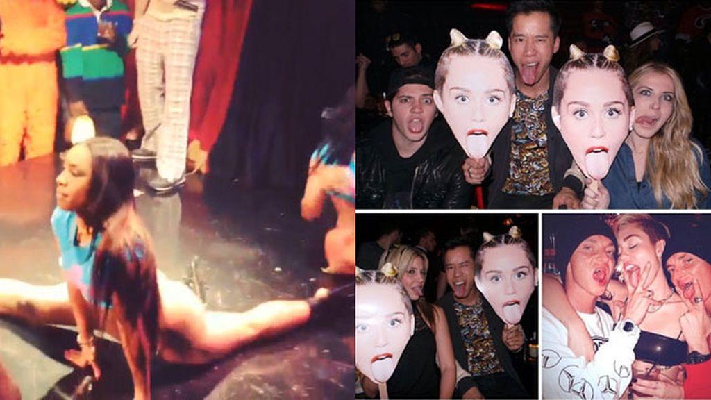 El Cumpleaños de Miley Cyrus