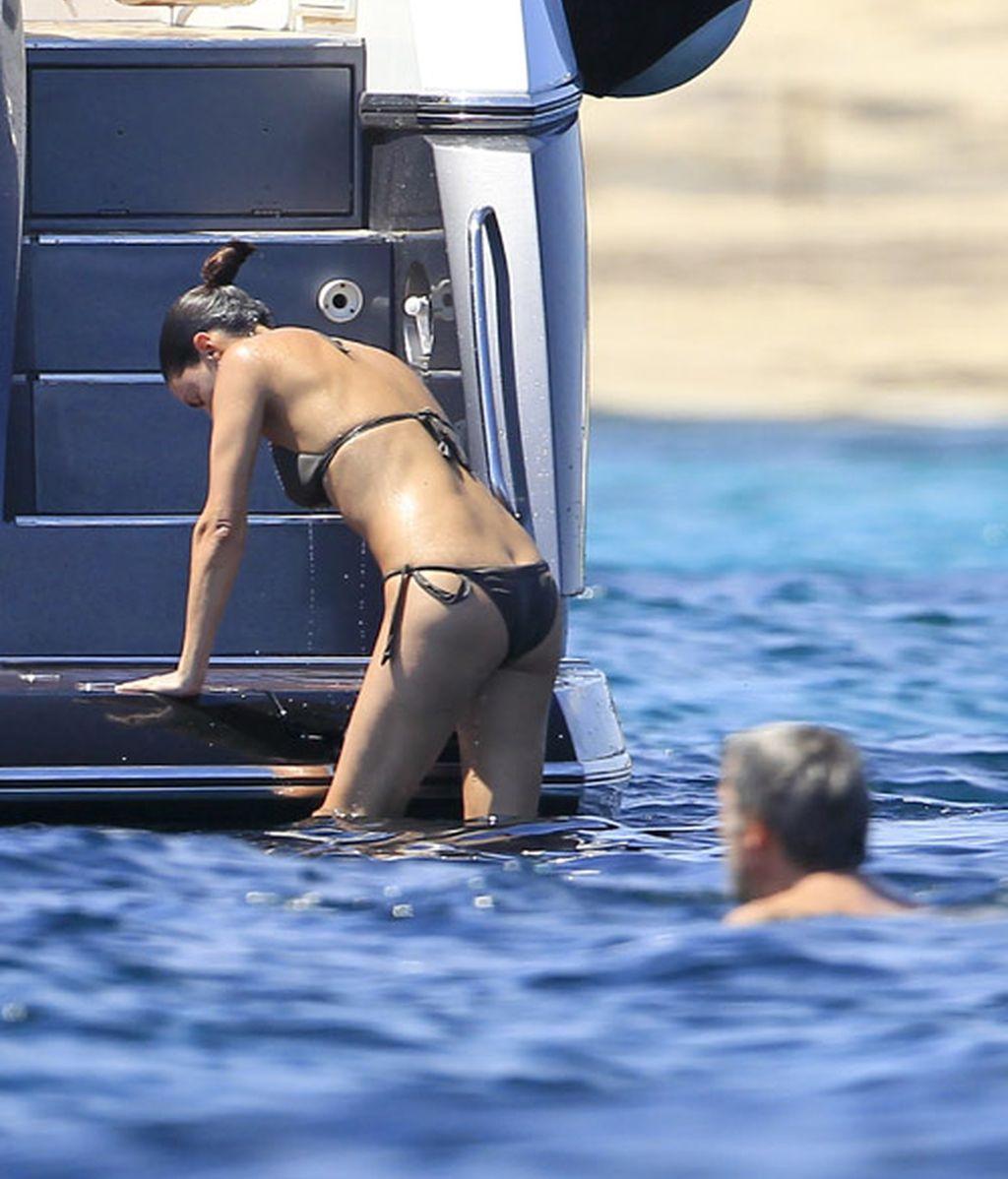 Imanol Arias en Ibiza