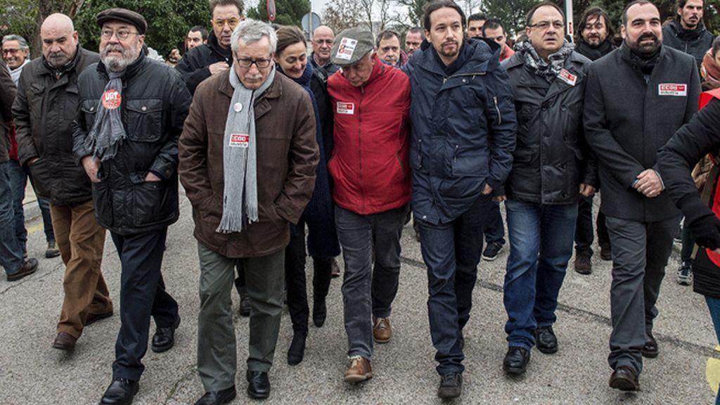 Podemos mantiene el veto a negociar con el PSOE mientras siga hablando con Ciudadanos