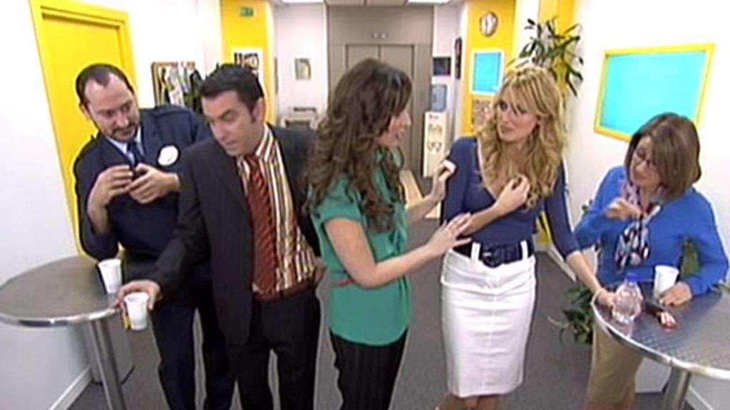 ¡Mónica se casa!
