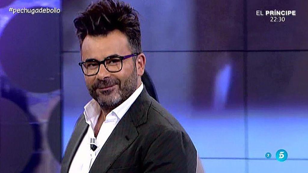 Alberto Cerdán cambia el aspecto del presentador