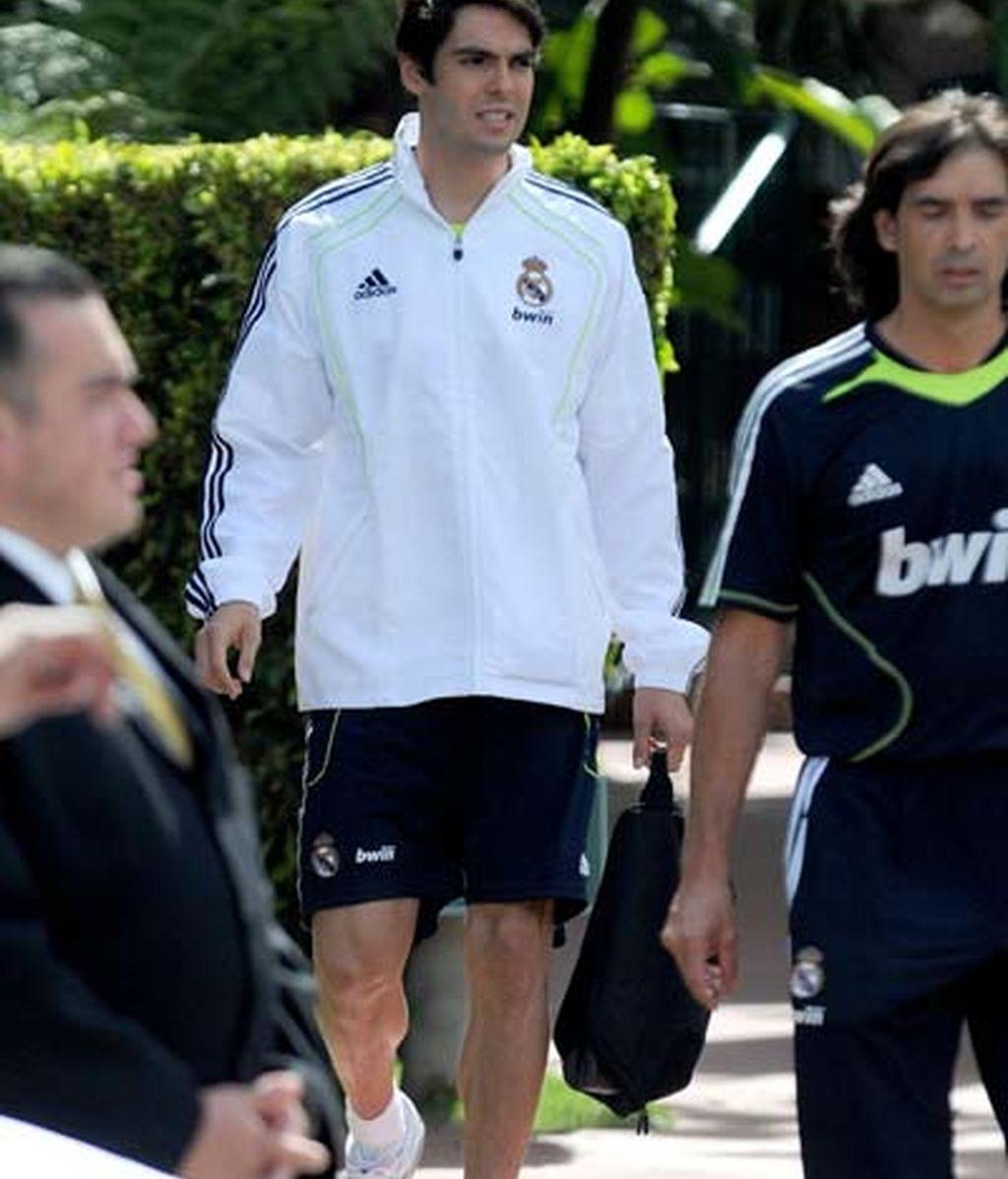Ronaldo y Kaká, estrellas en Beverly Hills