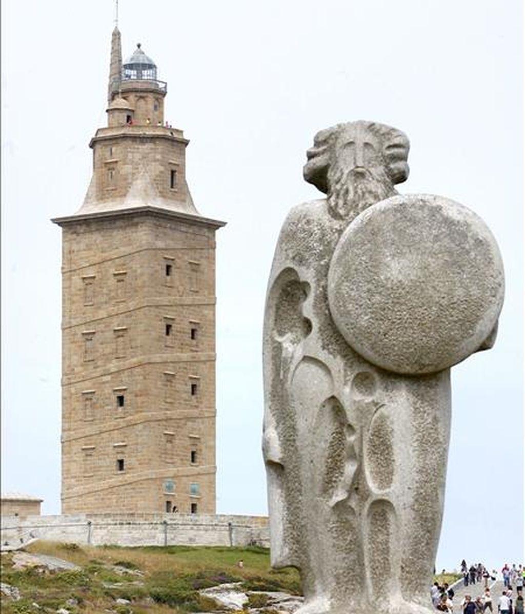 La Torres ya es patrimonio de la humanidad. Vídeo: ATLAS