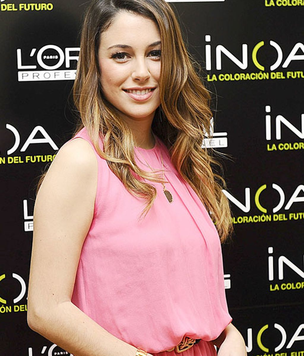 Otra rosa más: Blanca Suárez