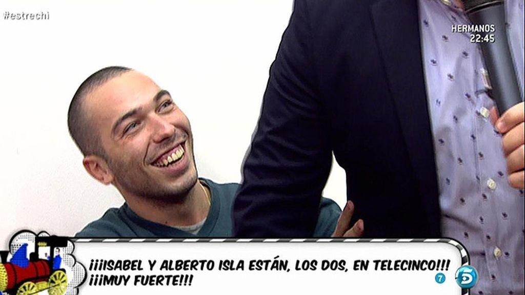 """""""Está mudito hoy"""", advertía Techi pero J.J. Vázquez le arrancaba un titular"""