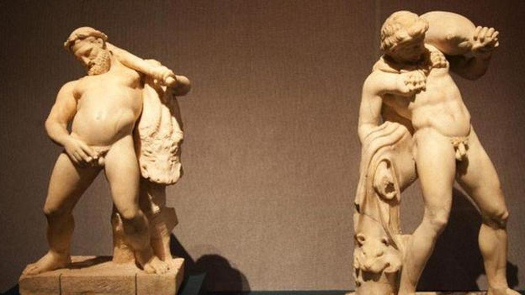 La lascivia de las obras de arte romanas