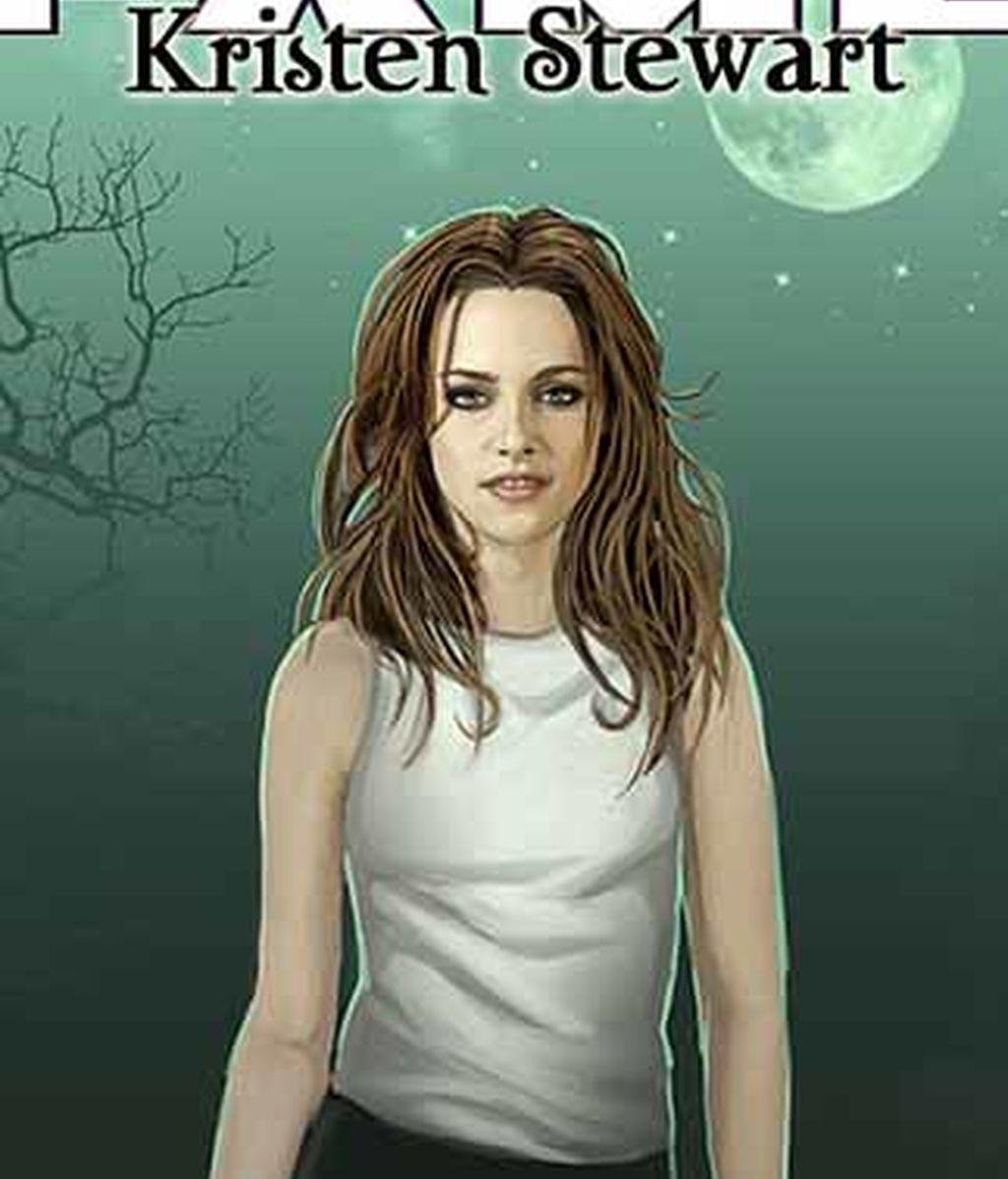 Kristen Stewart protagoniza un cómic