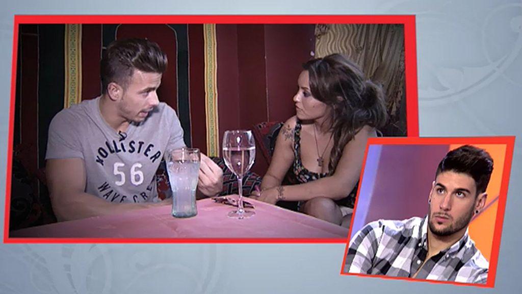 """Cristian: """"María me reprocha todo lo que hago y todo lo que le digo le molesta"""""""