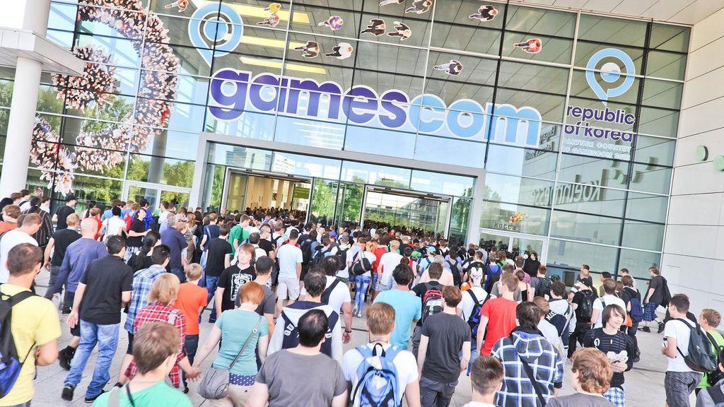 Gamescom, videojuegos
