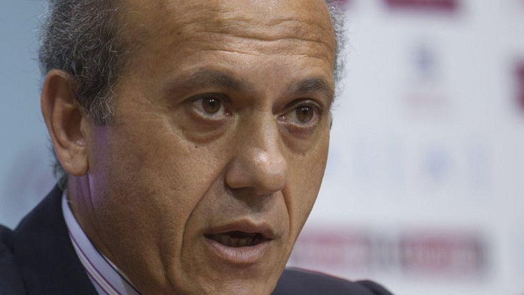 """Del Nido: """"El Mónaco ha pagado la cláusula de Kondogbia contra la voluntad del Sevilla"""""""