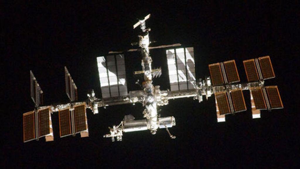 NASA,EEI,Estación Internacional,problemas de refrigeración,fuga de amoníaco