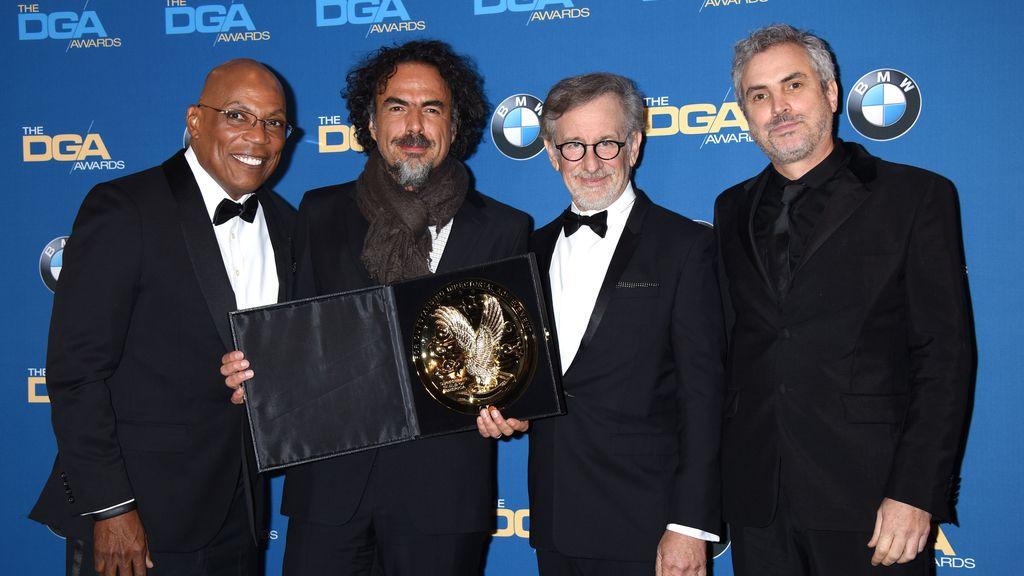 Gonzalez Iñárritu, el mejor director para sus homólogos de Hollywood por Birdman