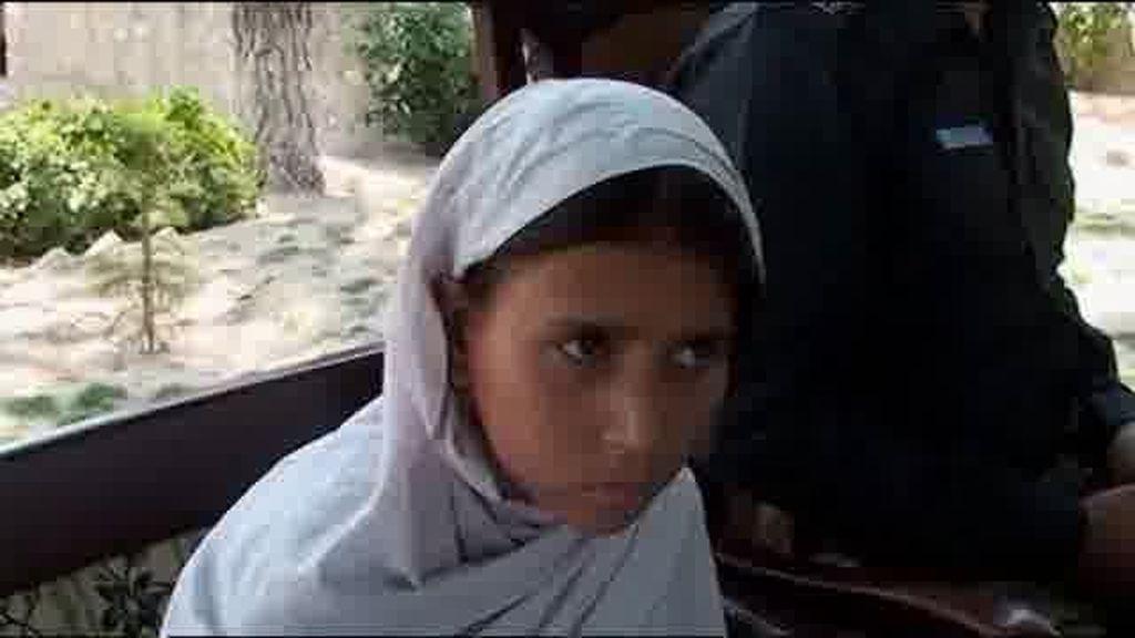 Terrorista kamikaze con ocho años