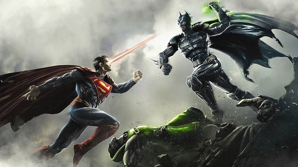 Un Superman dictador y dimensiones alternativas en Injustice: Gods Among Us