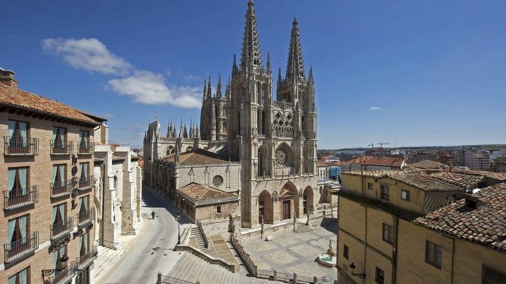 Burgos, ciudad clásica con equipo en Segunda B