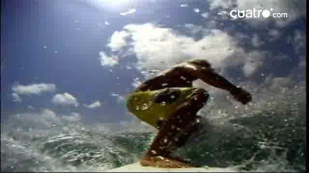 Bali: Uluwatu, cuna del surf