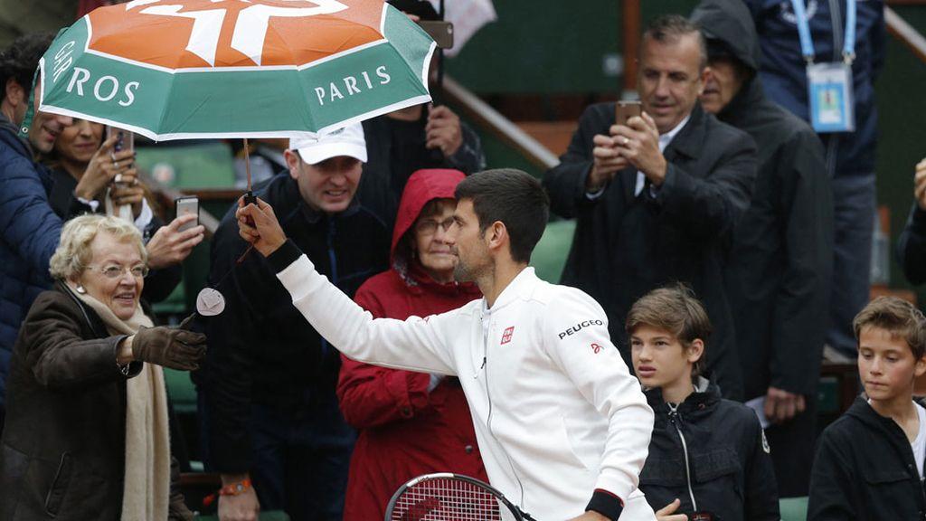 Número 1 del tenis y un gran showman (31/05/2016)