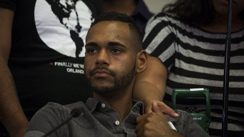 """Superviviente de Orlando: """"Me hice el muerto para que no me disparara más"""""""