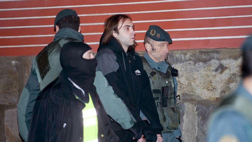 Detenidos 34 miembros de Segi